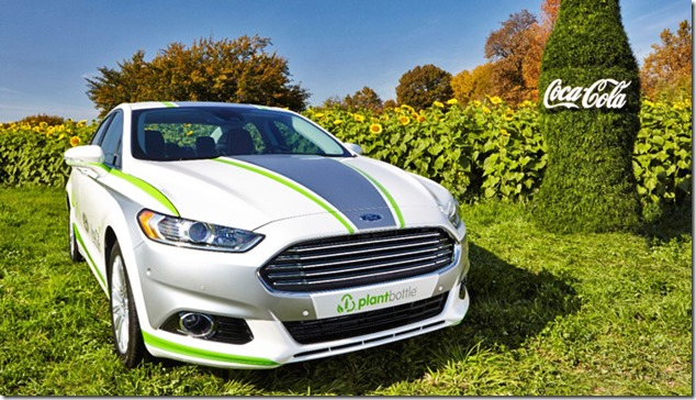 FordFusion Energi concept car