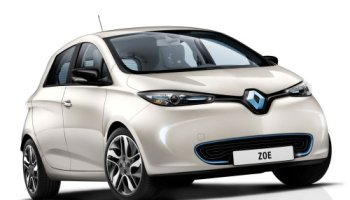 Renault says Subcompact EV's to have 200 miles of range