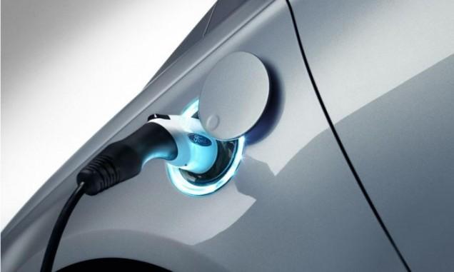 2014 Ford Fusion Energi plug-in