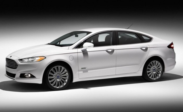 EV Central. PHEV Sales. Ford Fusion Energi