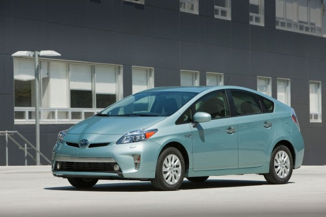 Toyota Prius PHEV Plug-in Hybrid 11 miles 18 km $27,490-29,990 10.2 seconds 5 seats 95 MPGe on battery; 50 MPG on gas