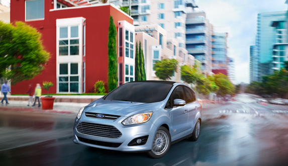 Ford C-Max Energi PHEV Plug-in Hybrid 21 miles 34 km $27,885-31,635 8.5 seconds 5 seats 100 MPGe on battery; 43 MPG on gas