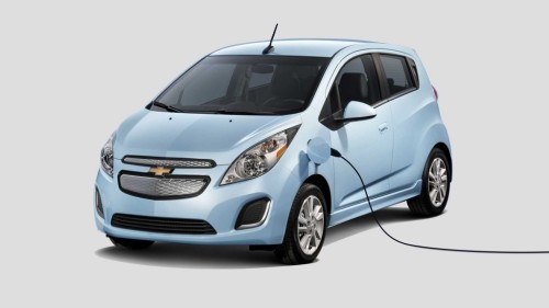 Chevy Spark EV 100% electric 82 miles (132 km) $19,995-27,495 7.2 seconds 4 seats 119 MPGe