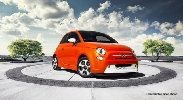 Fiat 500e 100% electric 87 miles 140 km $24,800-32,300 8.7 seconds 4 seats 115 MPGe