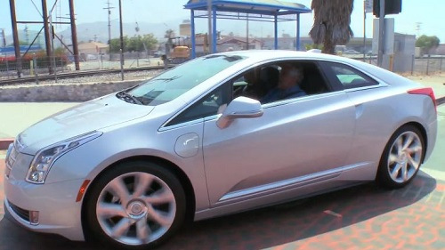 Cadillac ELR PHEV Plug-in Hybrid with 37 miles/60 km range. Priced at $67,500-75,000. Seats 4. 82 MPGe on battery; 31 MPG on gas
